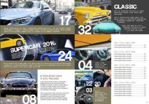 Car Magazine Inner