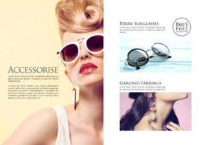 Fashion Catalogue Inner