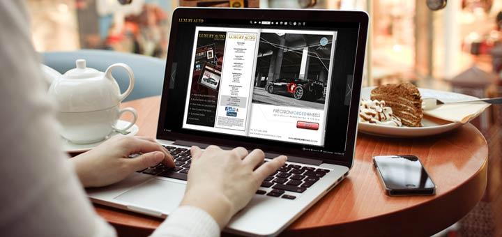 e-brochure maker